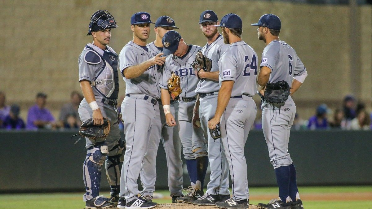 College Baseball Super Regionals Odds, Picks & Projections: Dallas Baptist vs. Virginia Betting Preview article feature image