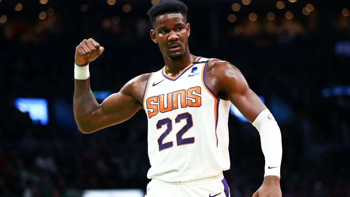 NBA Player Prop Bets, Picks: Will Deandre Ayton Be a Beast in Round 2? (Monday, June 7) article feature image
