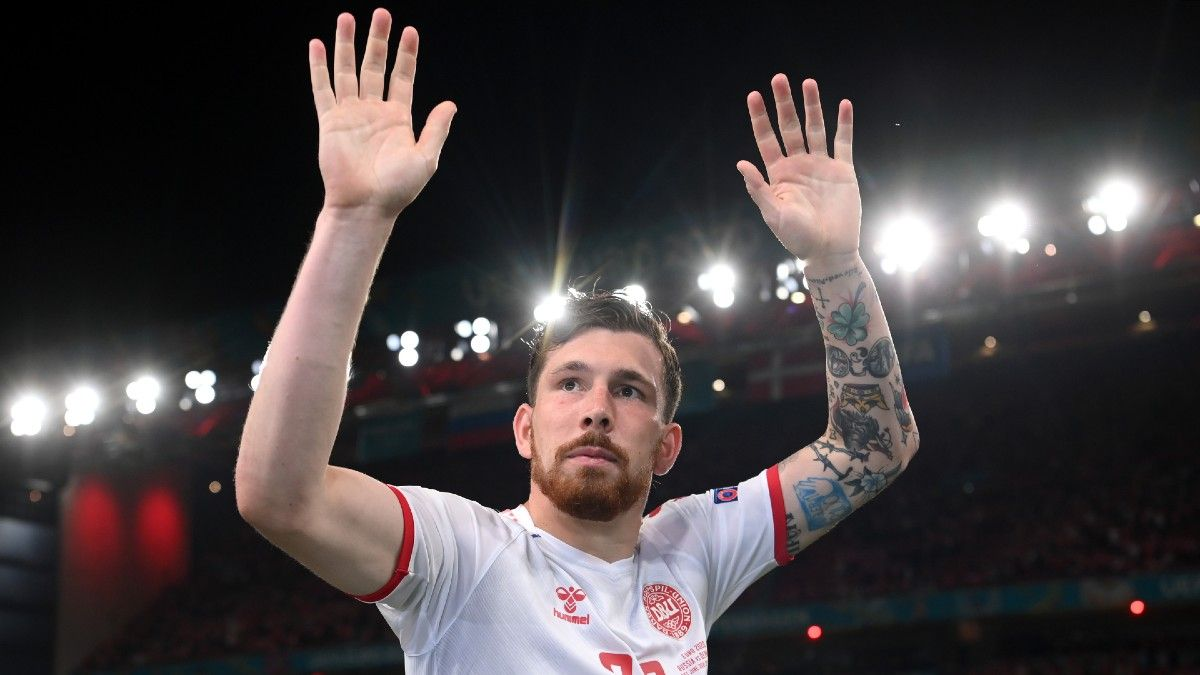 Wales vs. Denmark Odds, Pick, Betting Prediction: Back Danes in Euro 2020 Knockout Round (June 26) article feature image