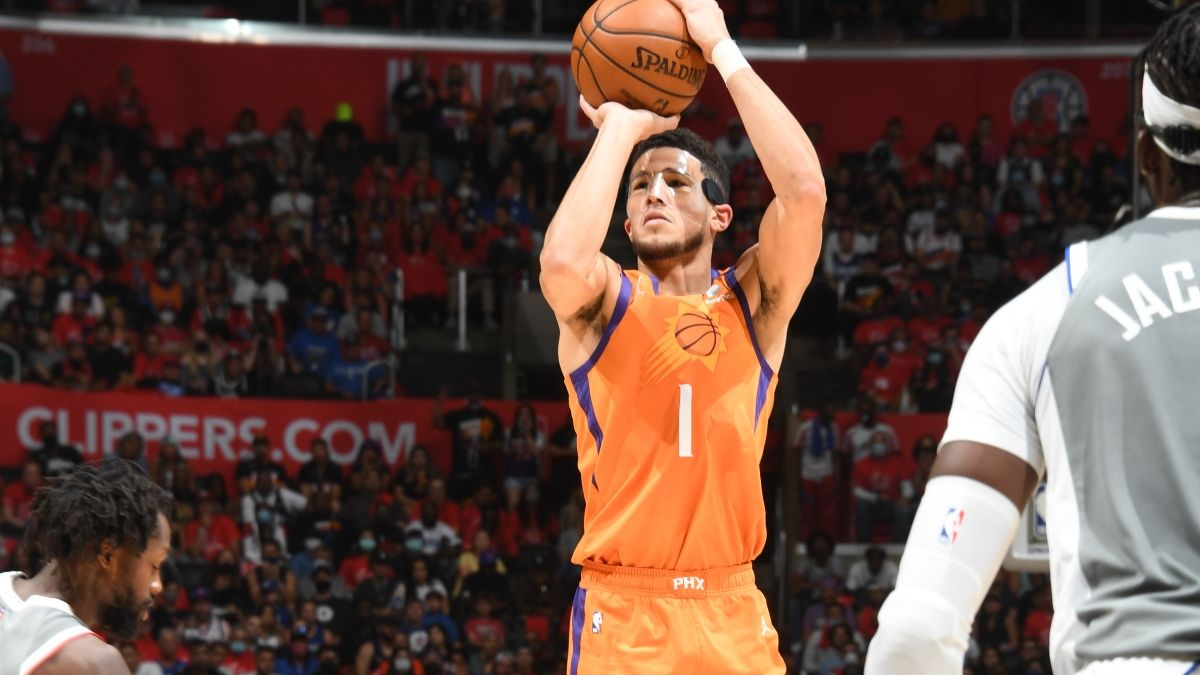 Betfred Sports NBA Playoffs Promo: Bet $20, Win $100 if the Suns Hit a 3! article feature image