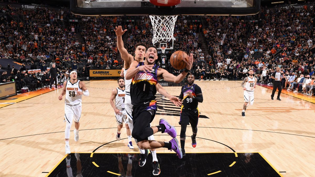 Wednesday NBA Odds, Picks, Predictions: Our Staff's Best Bets for Nuggets vs. Suns Game 2 (June 9) article feature image