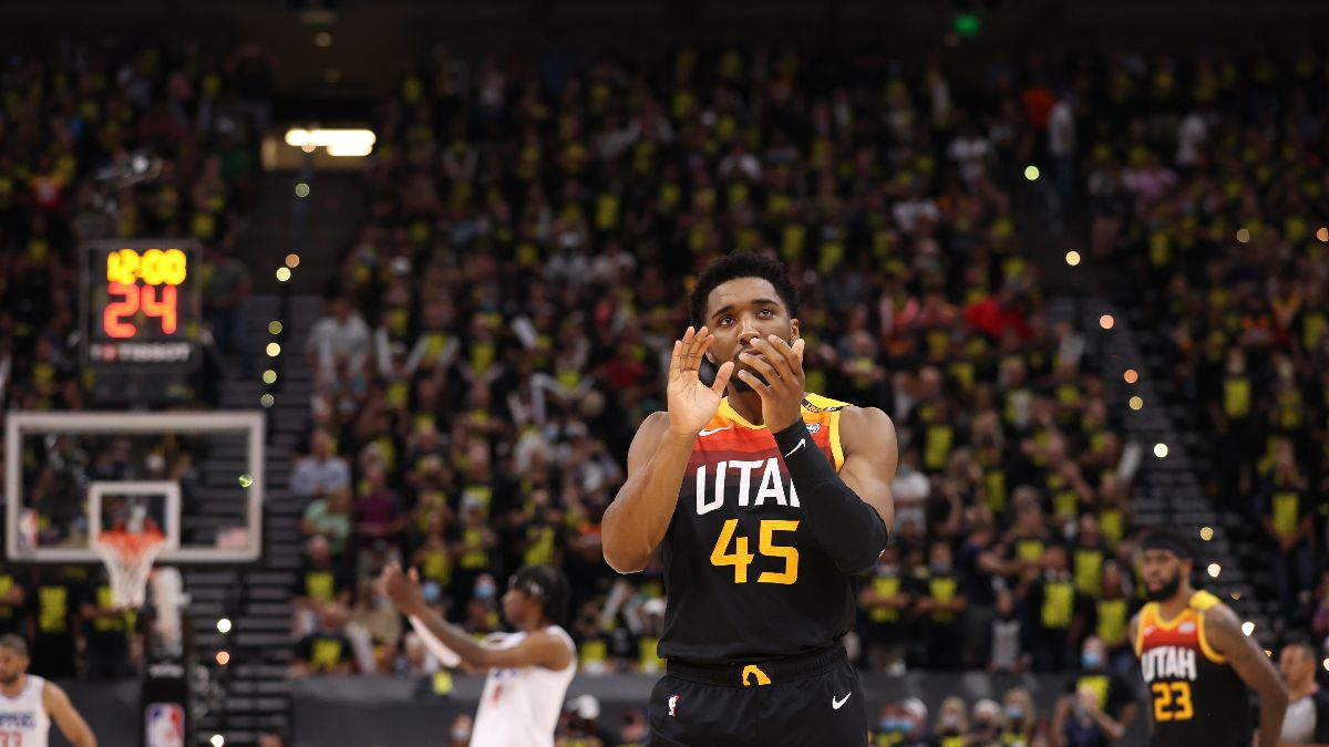 NBA Odds, Picks, Predictions: Our Staff's Best Game 6 Bets for Jazz vs. Clippers (Friday, June 18) article feature image