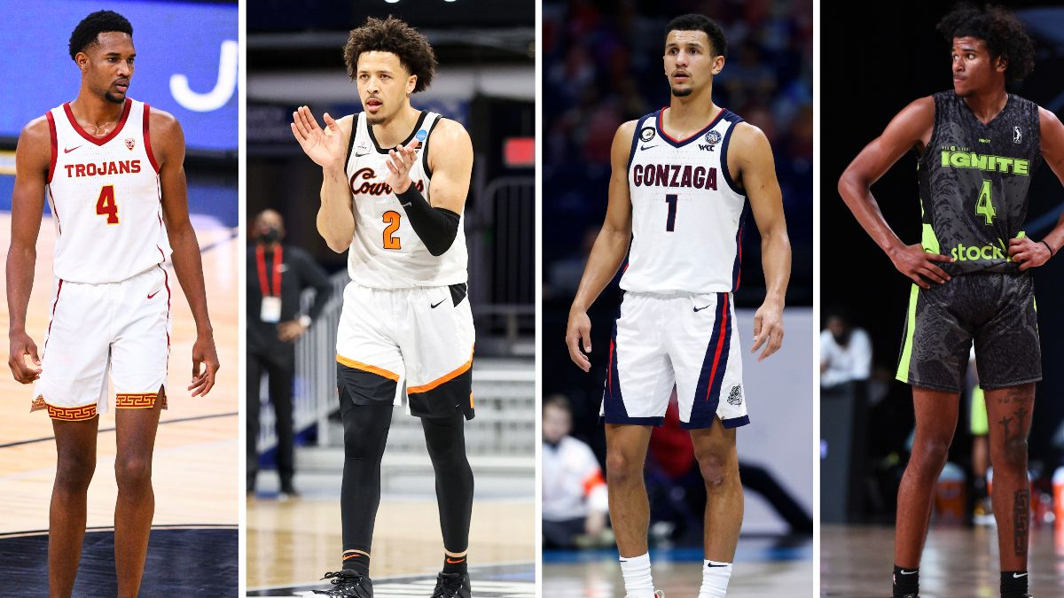 NBA Draft Odds: How the Top 5 Prospects and Teams Shape Up After the Lottery article feature image