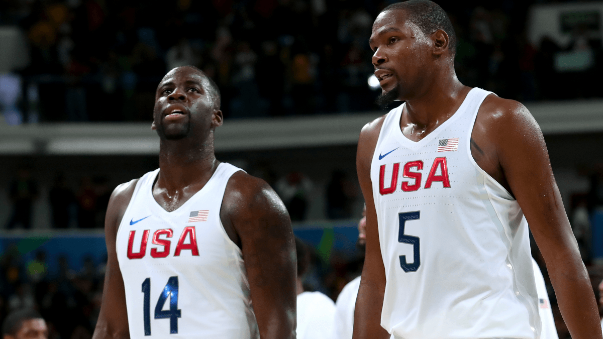 Team USA Tokyo Olympics Basketball Roster Finalized: Betting Odds to Win Gold Released article feature image