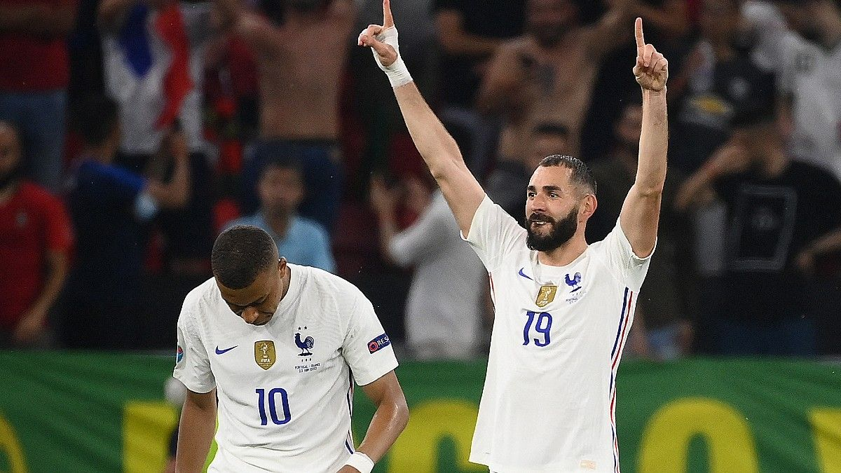 France vs. Switzerland Euro 2020 Odds, Pick, Betting Prediction: Can Swiss Keep it Close in Round of 16? (June 28) article feature image