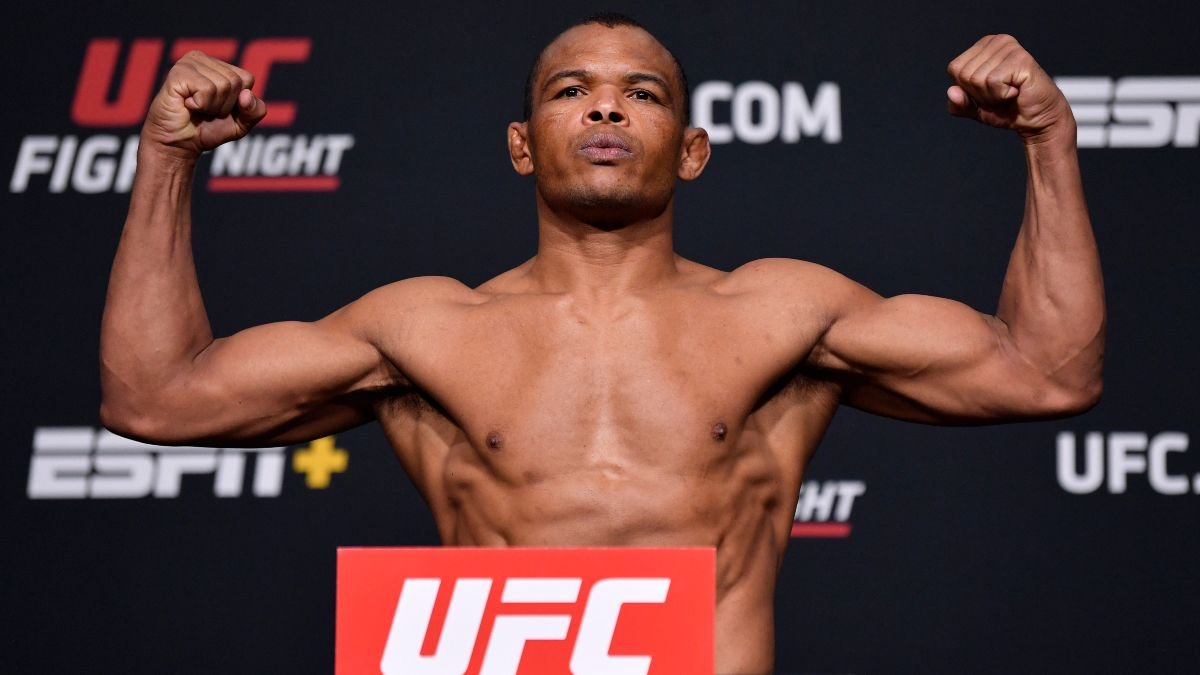 UFC Fight Night Undercard Odds, Pick & Prediction for Francisco Trinaldo vs. Muslim Salikhov (Saturday, June 5) article feature image