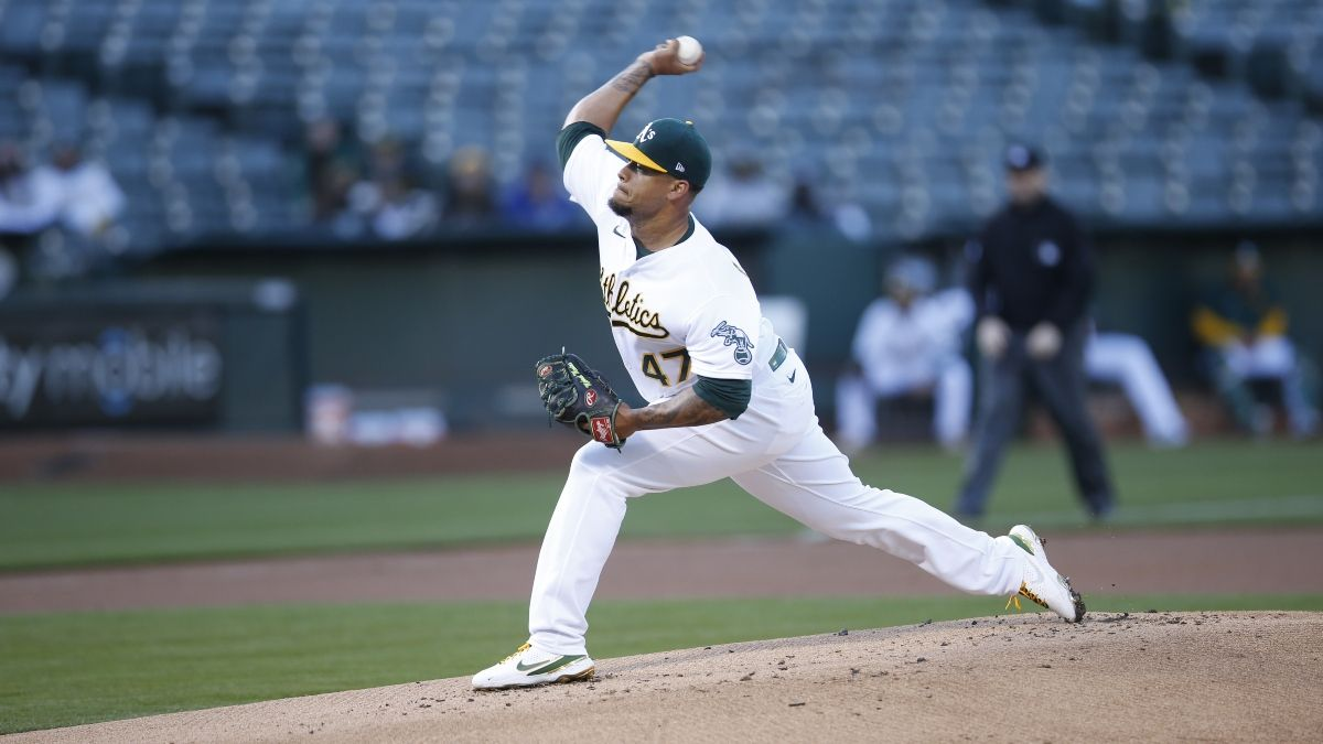 MLB Odds & Predictions for Angels vs. Athletics: The Random Tuesday Game Sharps Are Betting (June 15) article feature image