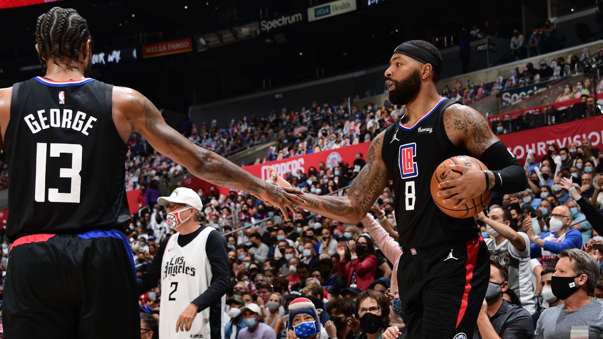 NBA Playoffs Odds, Picks & Predictions: Our Best Bets for Wednesday's Hawks vs. 76ers, Clippers vs. Jazz (June 16) article feature image