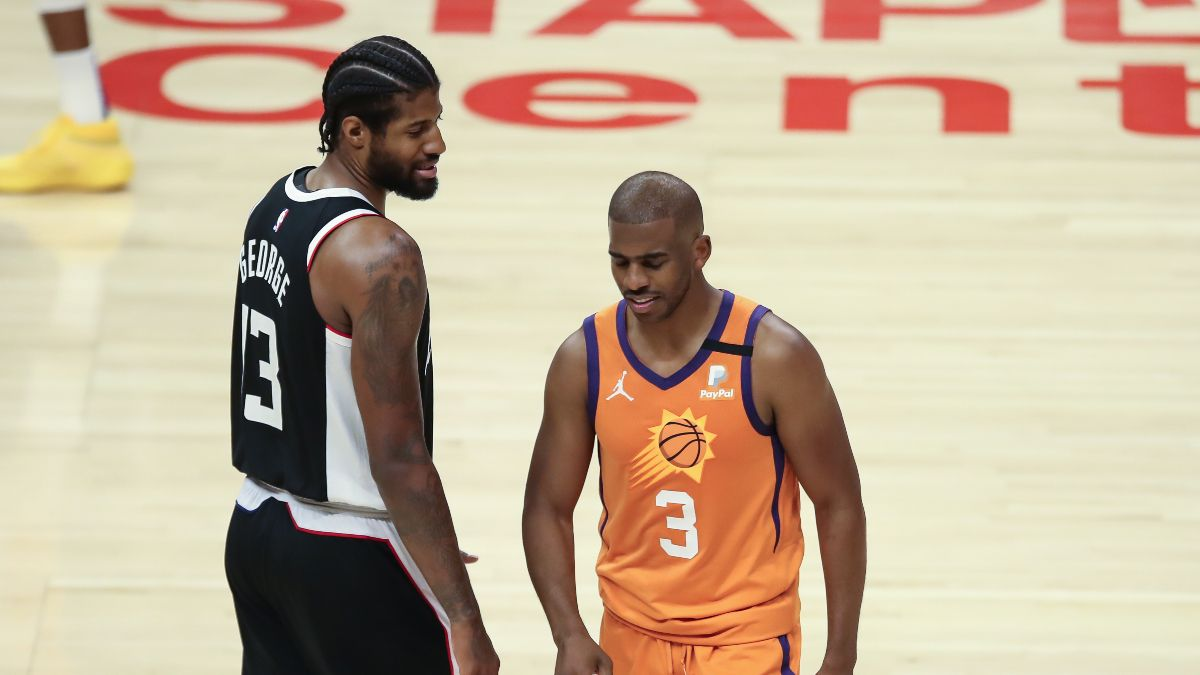 Suns vs. Clippers Betting Odds, Picks, Predictions: Can L.A. Prevail as Short Favorites in Game 6? (June 30) article feature image
