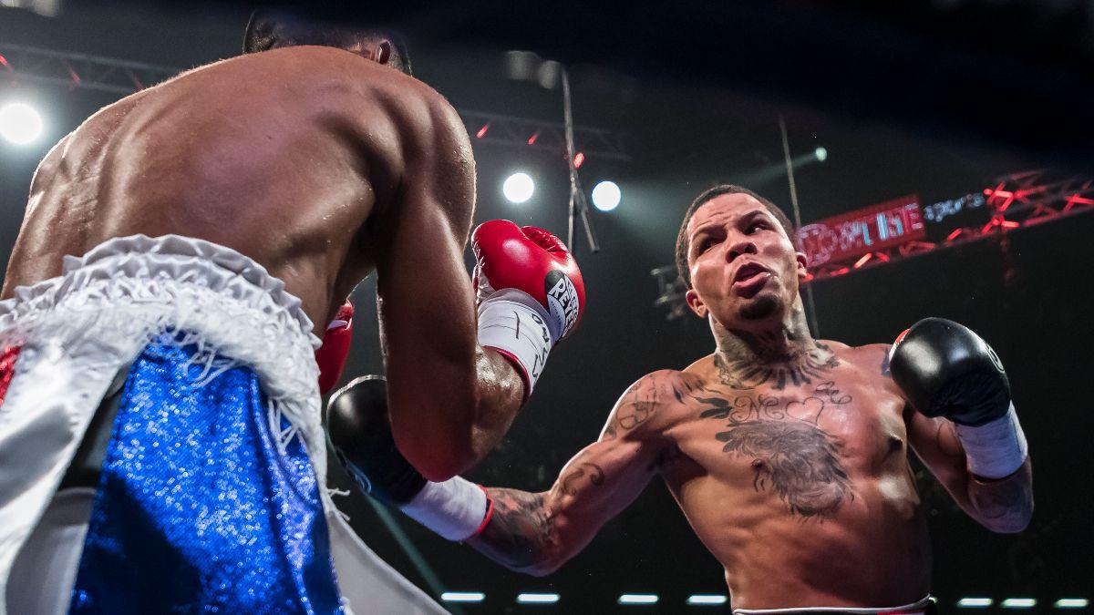 Gervonta Davis vs. Mario Barrios Odds, Betting Preview & Prediction: Tank Davis Returns to Ring (June 26) article feature image