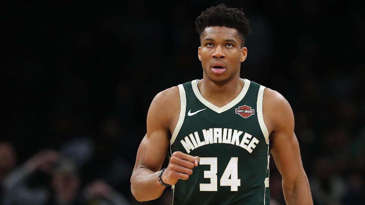 NBA Odds & Best Bets: Our 3 Top Picks & Predictions for Game 1 of Nets vs. Bucks (June 5) article feature image