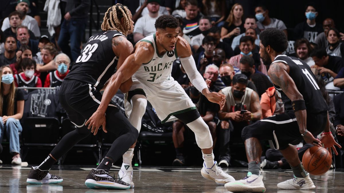 Bucks vs. Nets Odds & Pick: Betting Value on Milwaukee in Game 2 (Monday, June 7) article feature image