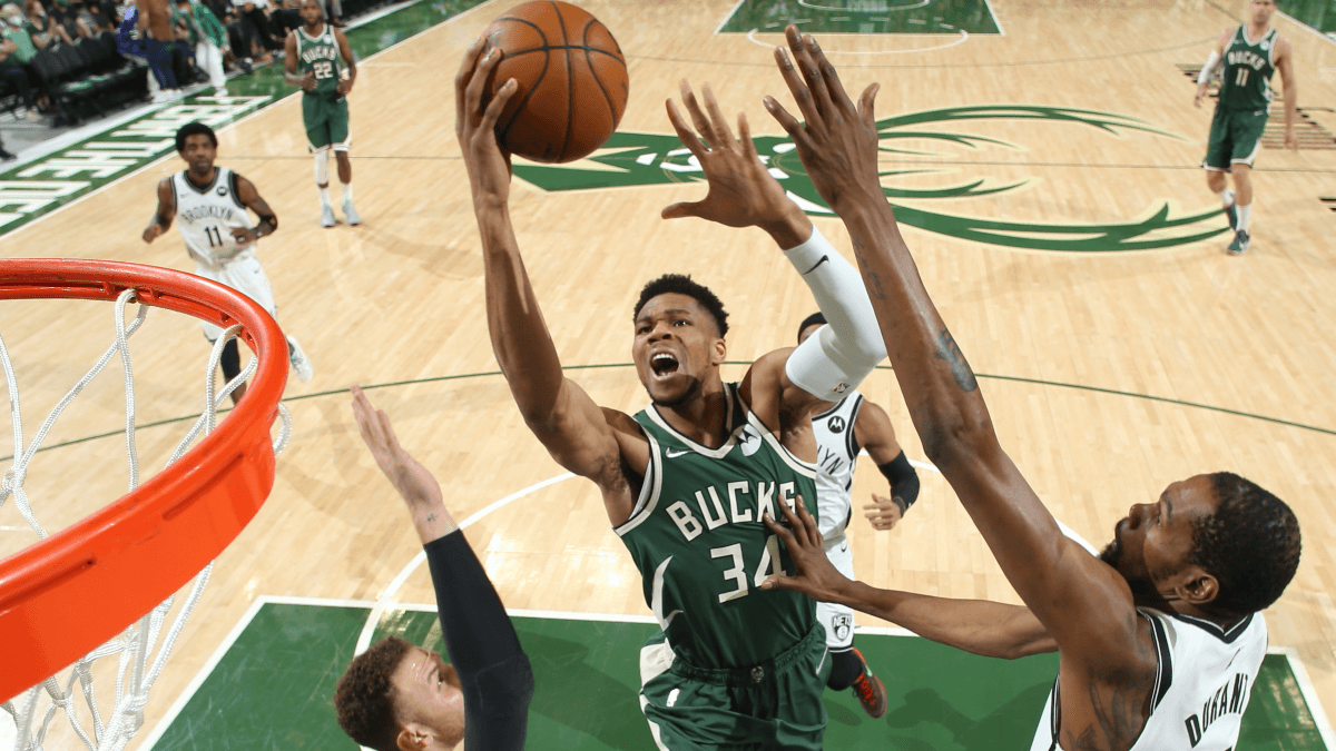 Bucks and Nets Low-Scoring Game 3 Makes Sports Betting History article feature image