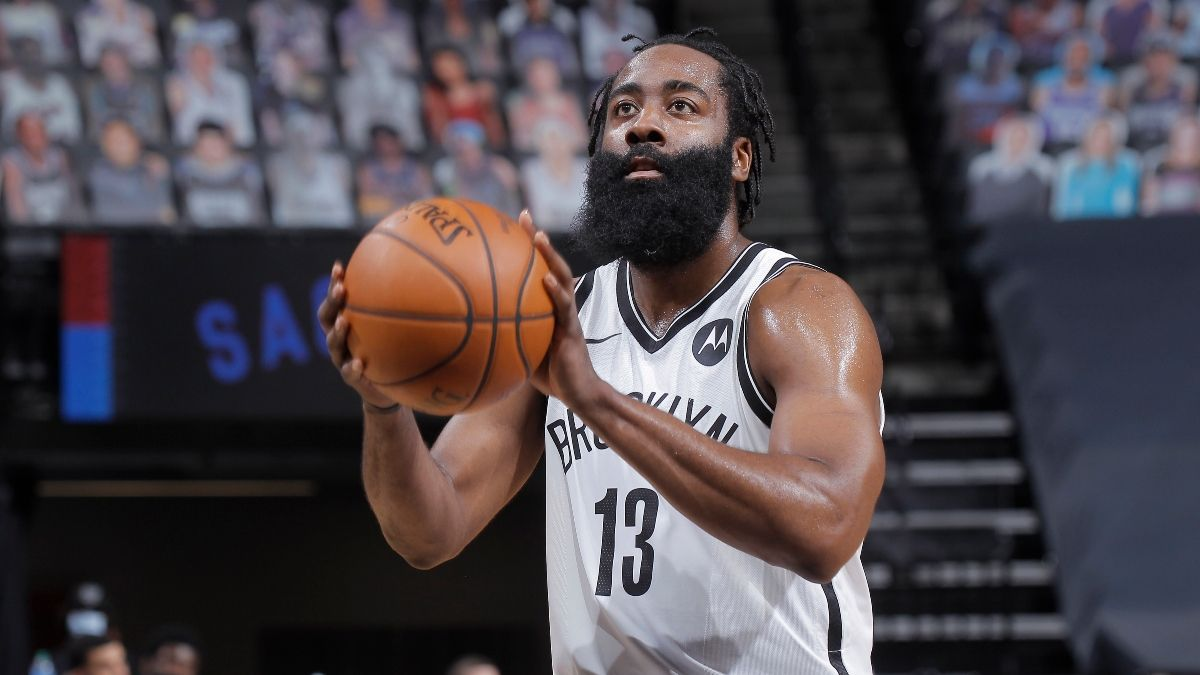 Nets vs. Bucks Odds & Promo: Bet $20, Win $200 if James Harden Scores a Point article feature image
