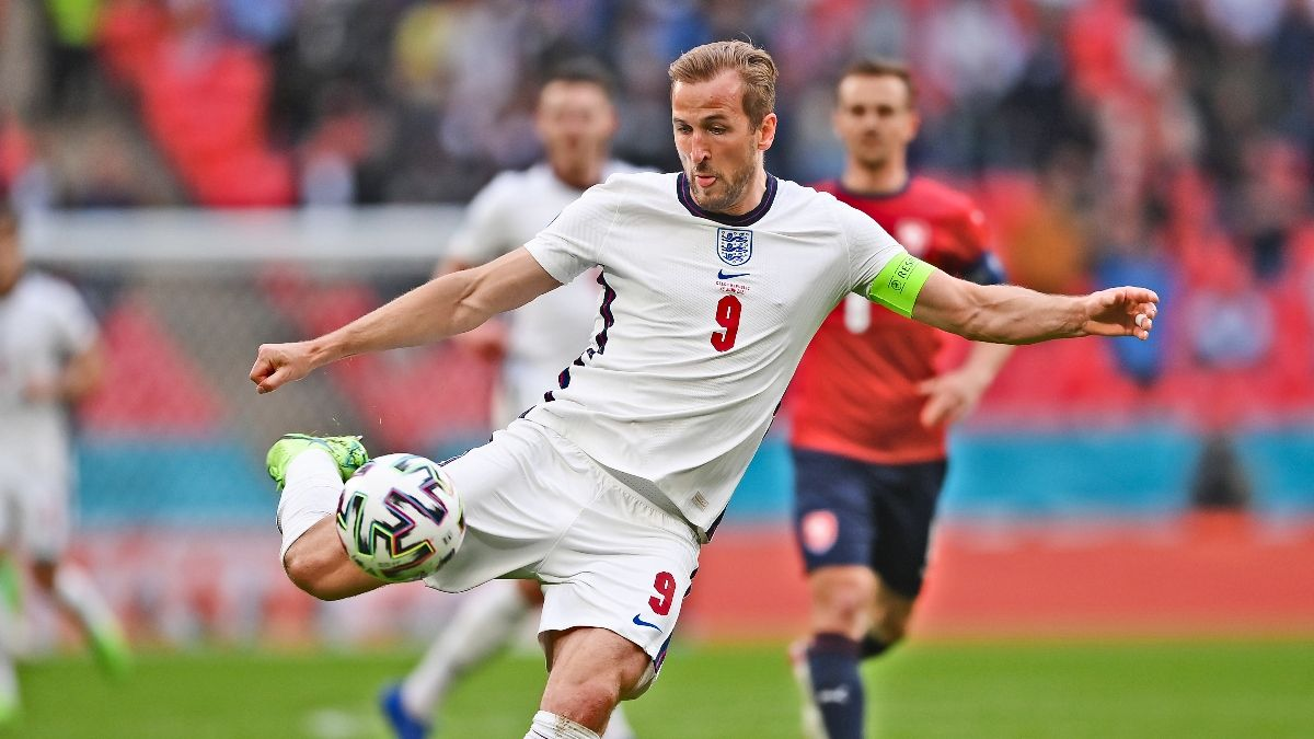 England vs. Ukraine Odds, Promo: Bet $20, Win $200 if England Attempts a Shot article feature image