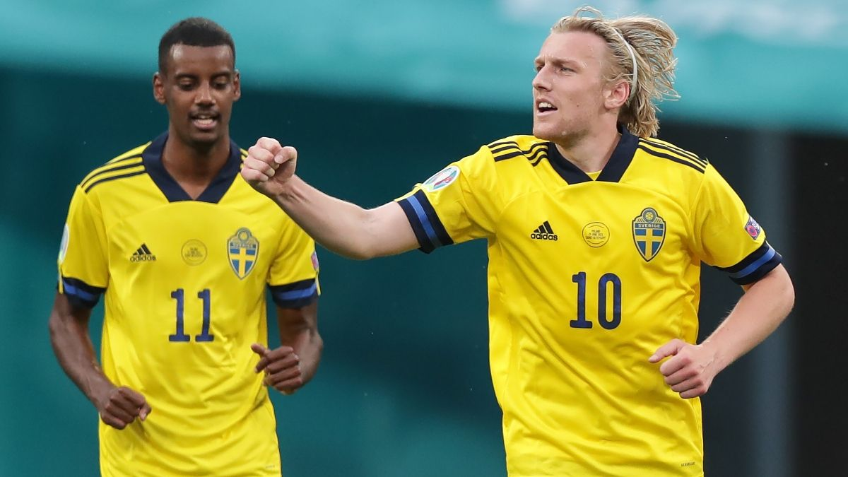 Sweden vs. Ukraine Betting Odds, Picks, Predictions for Euro 2020: One Side Overvalued in Round of 16 (June 29) article feature image