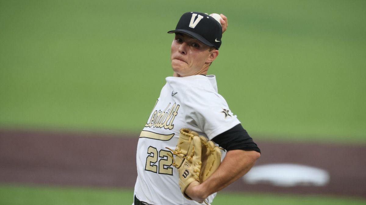 Vanderbilt vs. Mississippi State Odds, Promo: Bet $20 on the College World Series, Get $100 FREE! article feature image