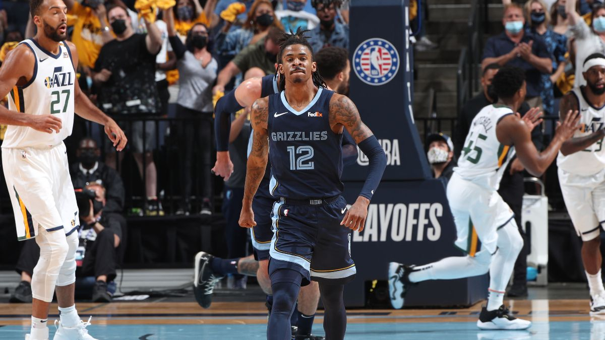 NBA Odds, Preview, Prediction for Grizzlies vs. Jazz Game 5: How to Bet Memphis Elimination Game (Wednesday, June 2) article feature image