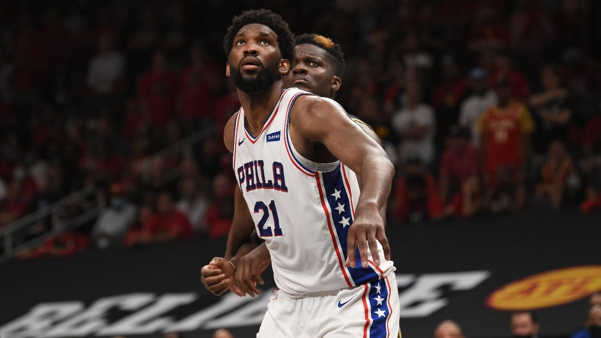 Hawks vs. 76ers Betting Odds, Pick, Prediction: Philadelphia Will Find Form, Win Big (June 16) article feature image