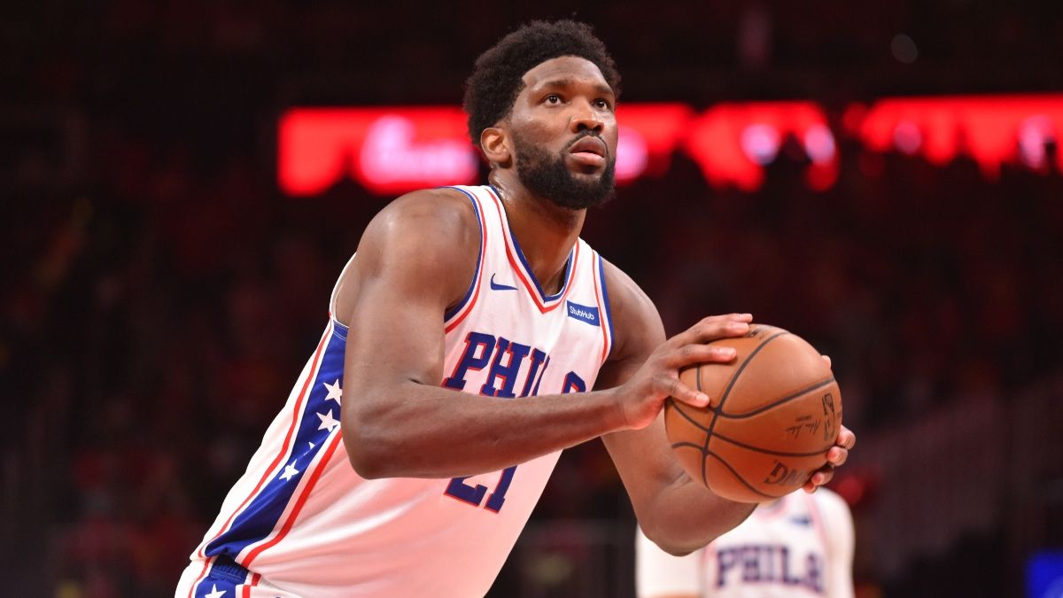 76ers vs. Hawks Betting Odds, Picks, Predictions: Game 4 Preview (June 14, 2021) article feature image