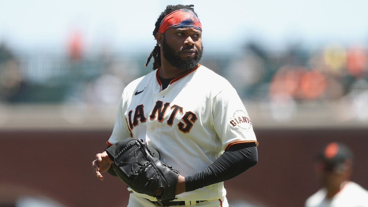 MLB Player Prop Bets & Picks for Friday: 2 Strikeout Totals, Including Joey Lucchesi & Johnny Cueto (June 18) article feature image