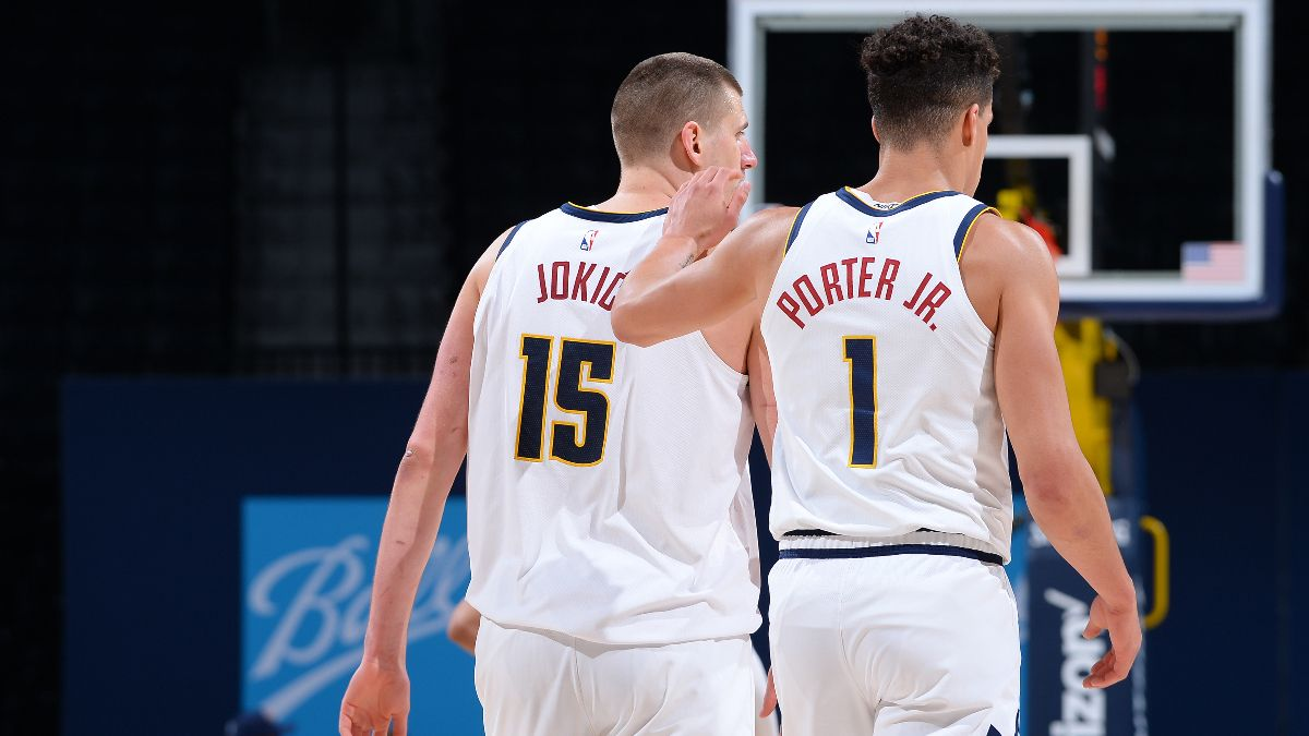 Moore's Nuggets vs. Suns Series Preview: Why There's Value on Betting on Nikola Jokic and Denver article feature image