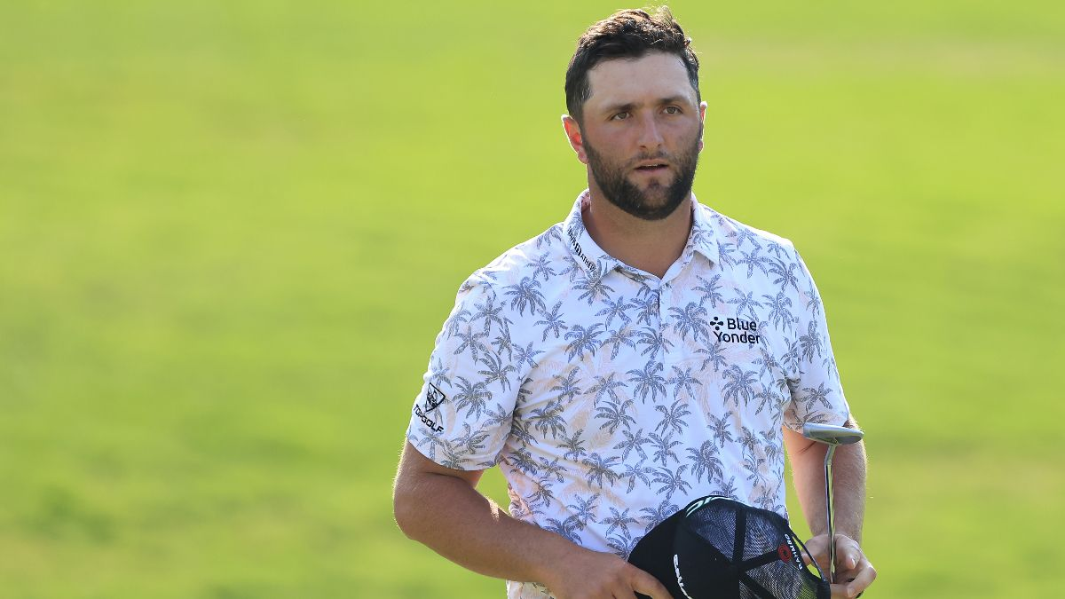Fortinet Championship 2021 Odds: Jon Rahm Opens With Price Not Seen Since Tiger Woods article feature image
