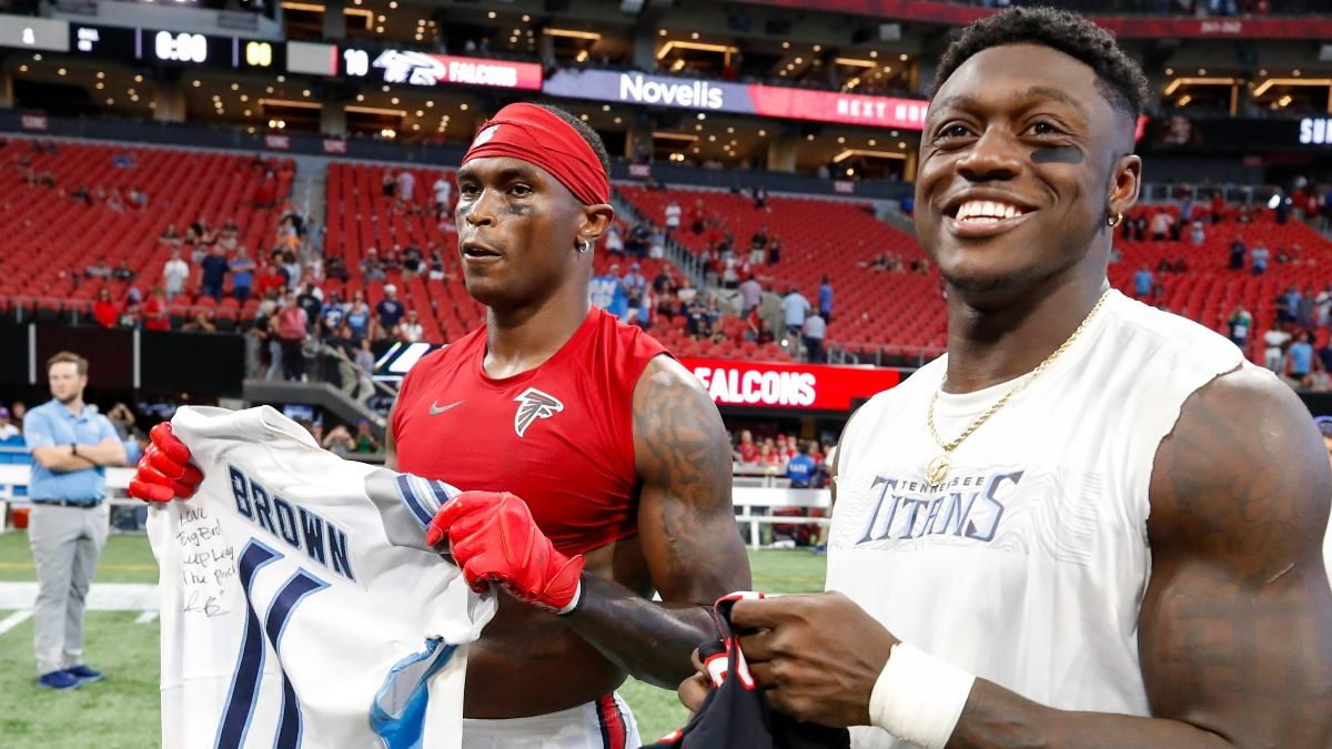 What the Julio Jones Trade Means For His Fantasy Value, A ...
