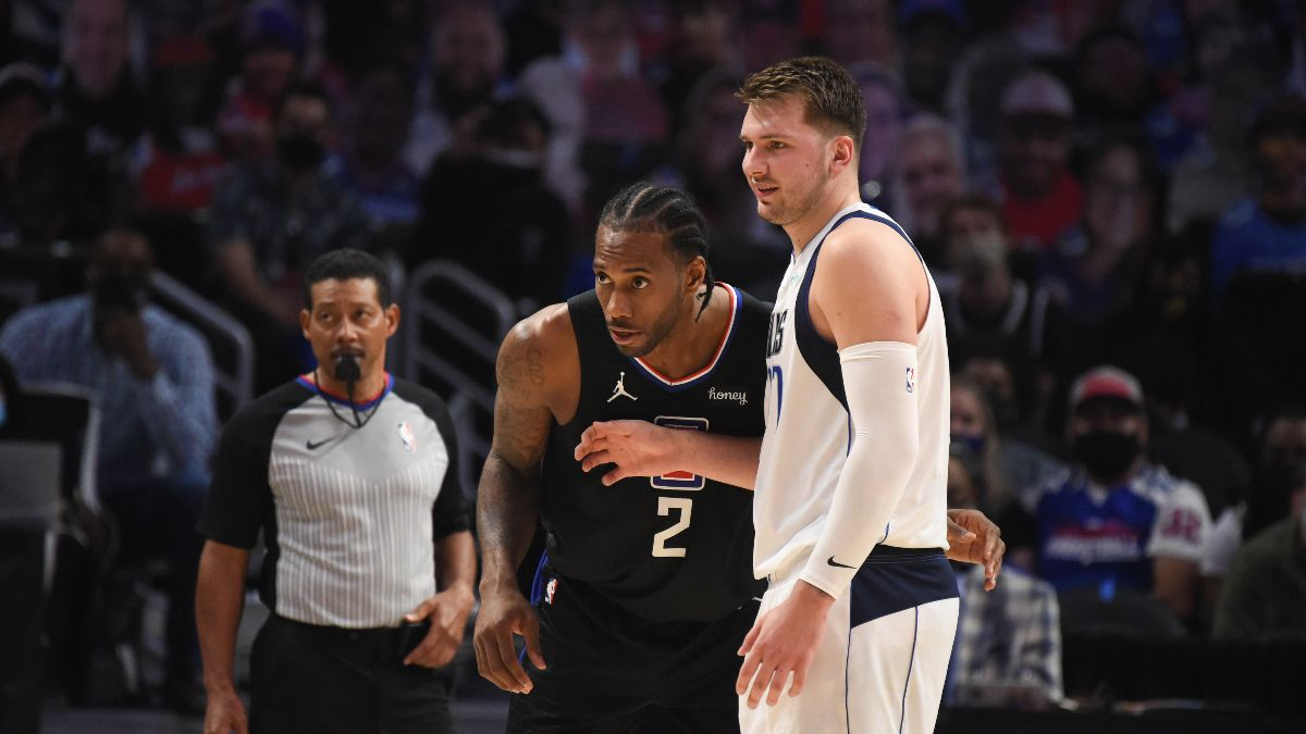 NBA Playoffs Odds, Picks & Predictions: 3 Best Bets for Clippers vs. Mavericks Game 6 (Friday, June 4) article feature image