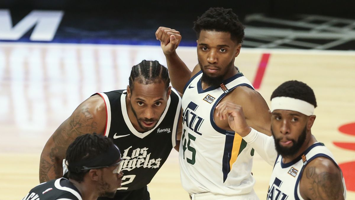 Jazz vs. Clippers Odds, Game 4 Preview, Prediction: Kawhi Leonard & Co. Favored to Even Series (June 14) article feature image
