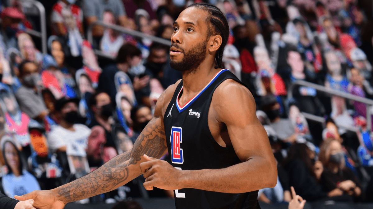 Jazz vs. Clippers Odds See Major Shift After Kawhi Leonard Injury News article feature image