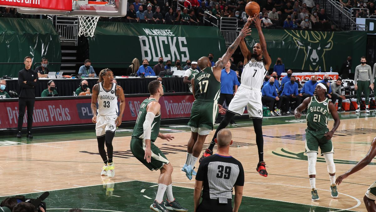 Moore's Angles: Will Bad Shooting Be an Outlier or Trend for Nets and Bucks? article feature image