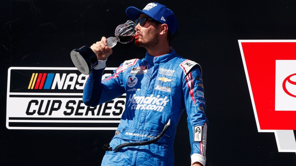 NASCAR All-Star Race Odds, Predictions: Kyle Larson Favored at Texas on Sunday Night article feature image