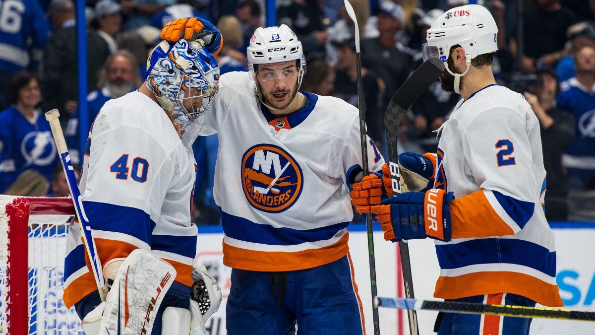 NHL Odds, Pick, Preview for Islanders vs. Lightning Game 2: Back New York as a Heavy Underdog (Tuesday, June 15) article feature image
