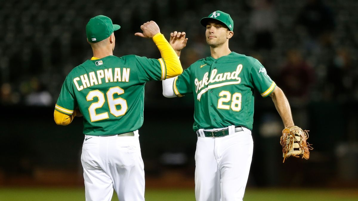 Athletics vs. Yankees Odds, Preview, Prediction: Red-Hot Oakland Opens Series in New York (Friday, June 18) article feature image
