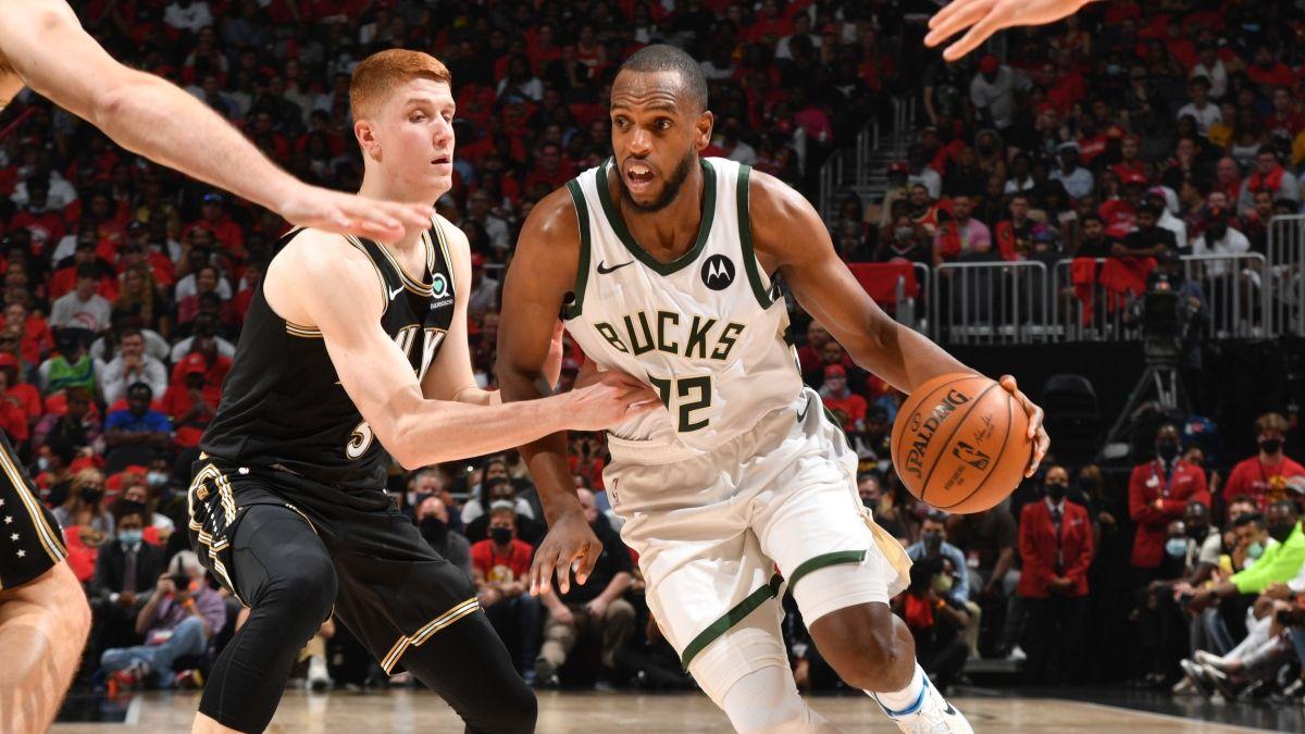 Bucks vs. Hawks Odds, Promo: Bet $25, Win $125 if Khris Middleton Scores article feature image