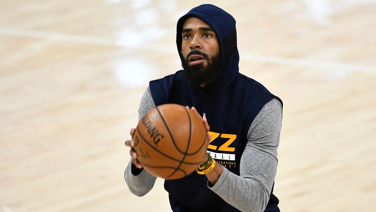NBA Injury News & Starting Lineups (June 14): Joel Embiid Questionable, Mike Conley Out for Game 4 Monday article feature image