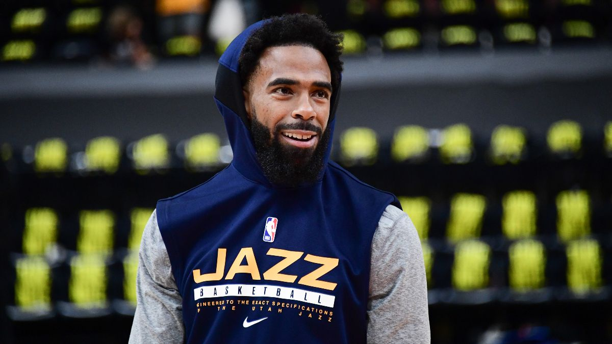 NBA Injury News & Starting Lineups (June 18): Mike Conley, Donovan Mitchell Cleared to Play Friday for Game 6 article feature image