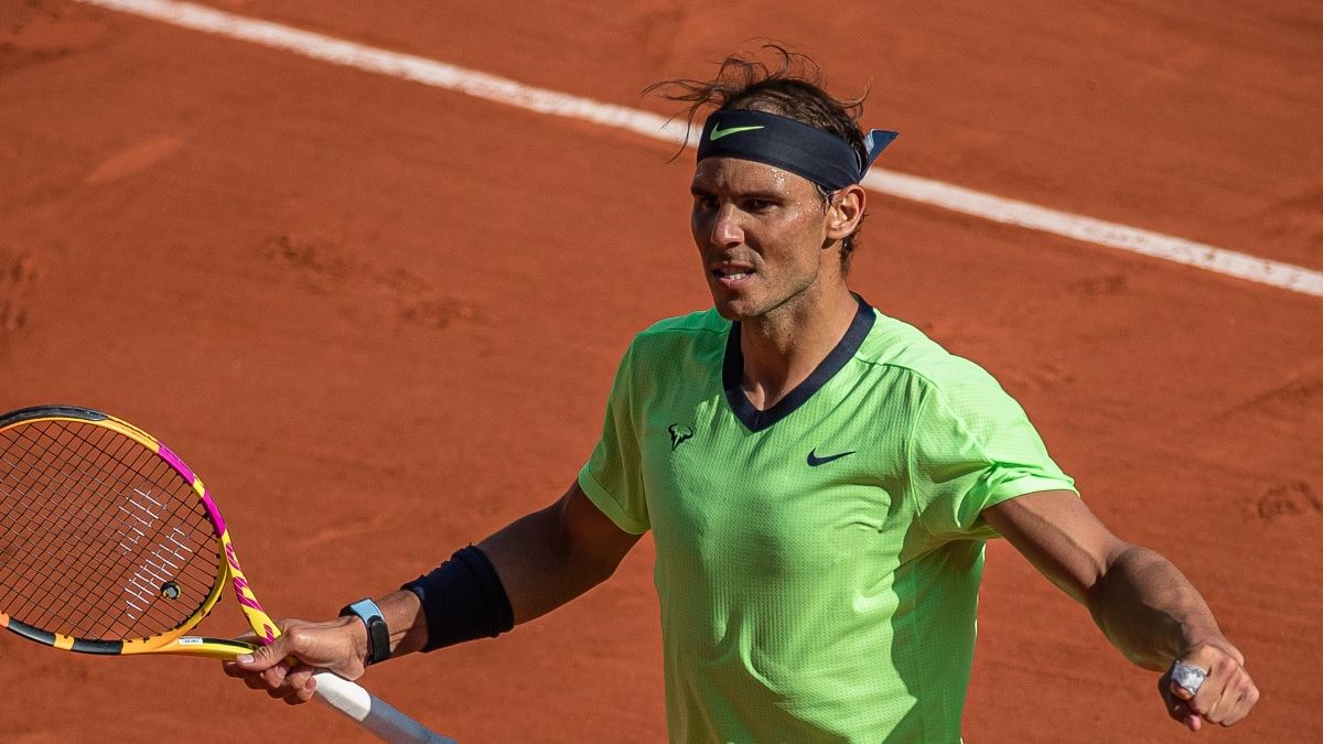 French Open Odds, Promo: Bet $20, Win $200 if Nadal Records an Ace vs. Djokovic article feature image