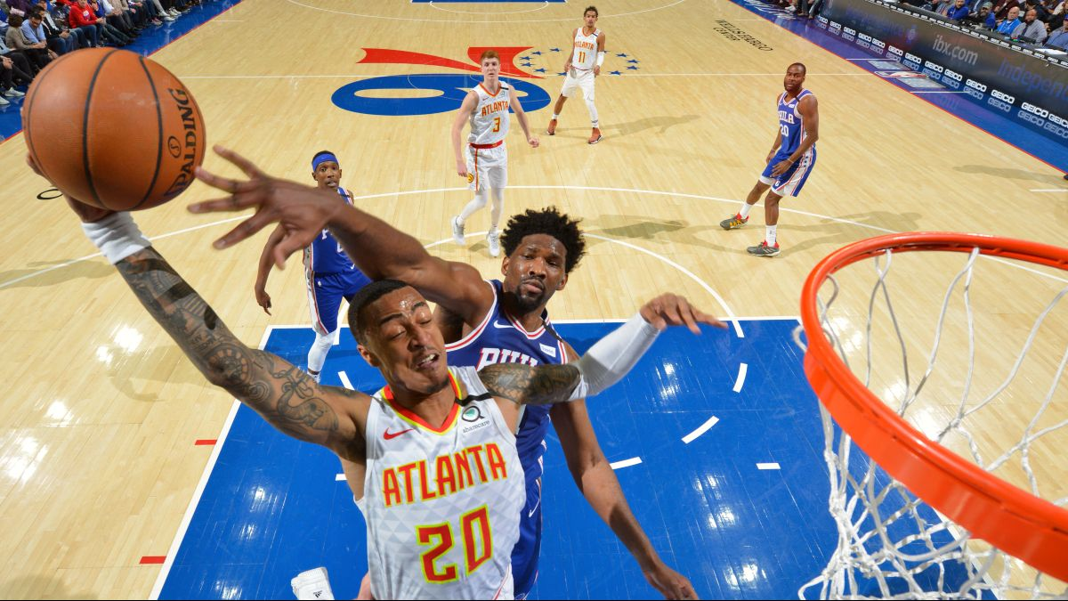 Tuesday NBA Playoff Props: Joel Embiid, John Collins, More Bets for Hawks vs. 76ers article feature image