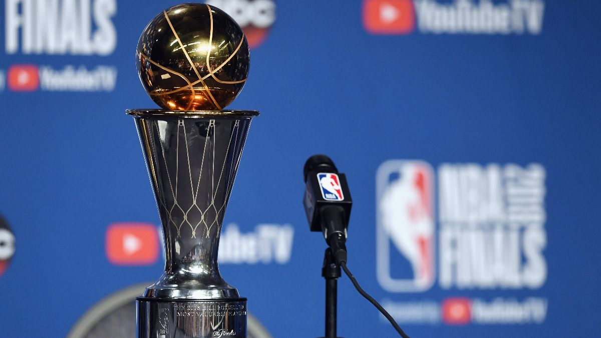 NBA Playoffs Futures: Breaking Down the Value in NBA Finals MVP Odds article feature image