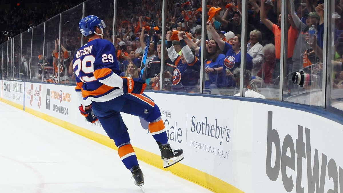 New York Islanders vs. Tampa Bay Lightning Game 1 Odds, Picks & Preview: The Isles Are Big Underdogs Again (Sunday, June 13) article feature image
