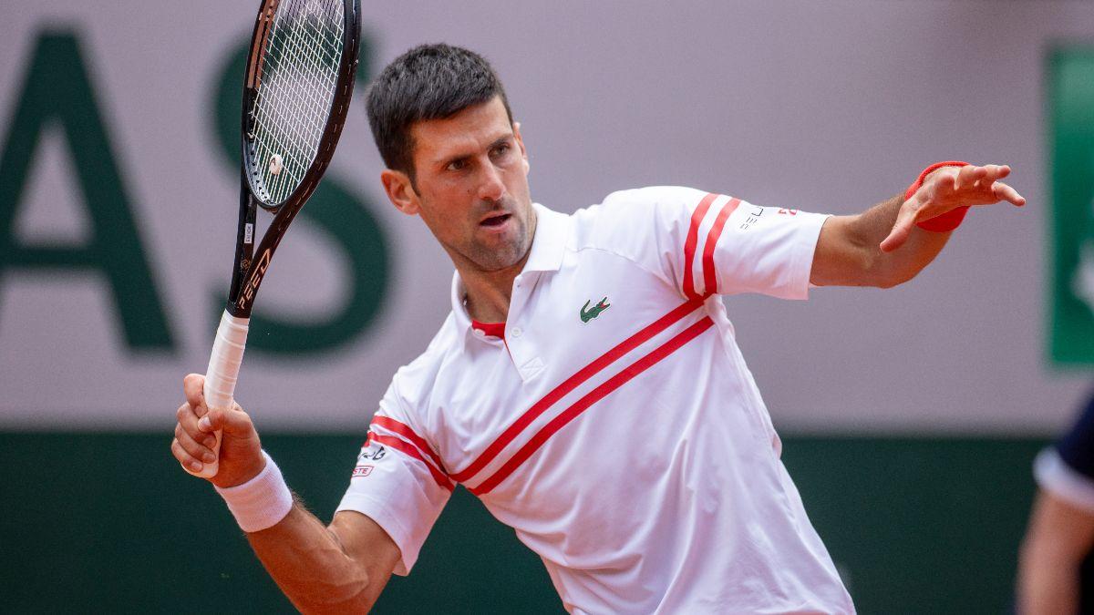 Novak Djokovic vs. Matteo Berrettini Odds, Picks, Predictions: 2021 French Open Quarterfinal Preview article feature image