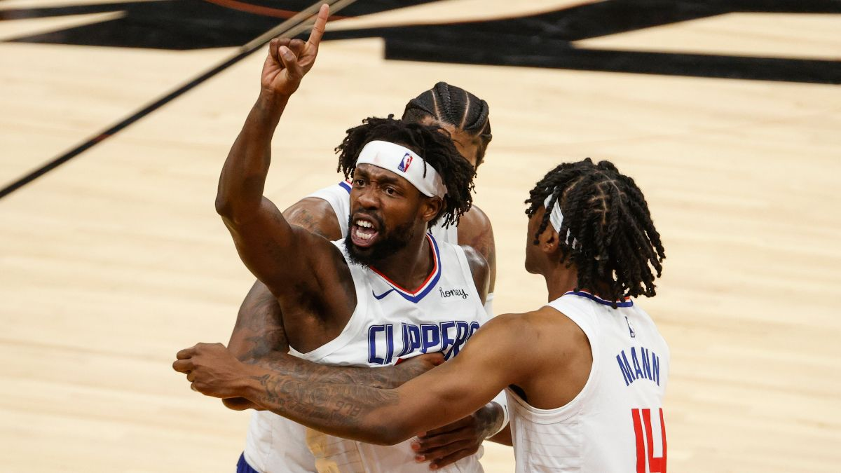 NBA Betting Trends: Why Are the Clippers Favored in the First Half, But Underdogs In the Game? article feature image
