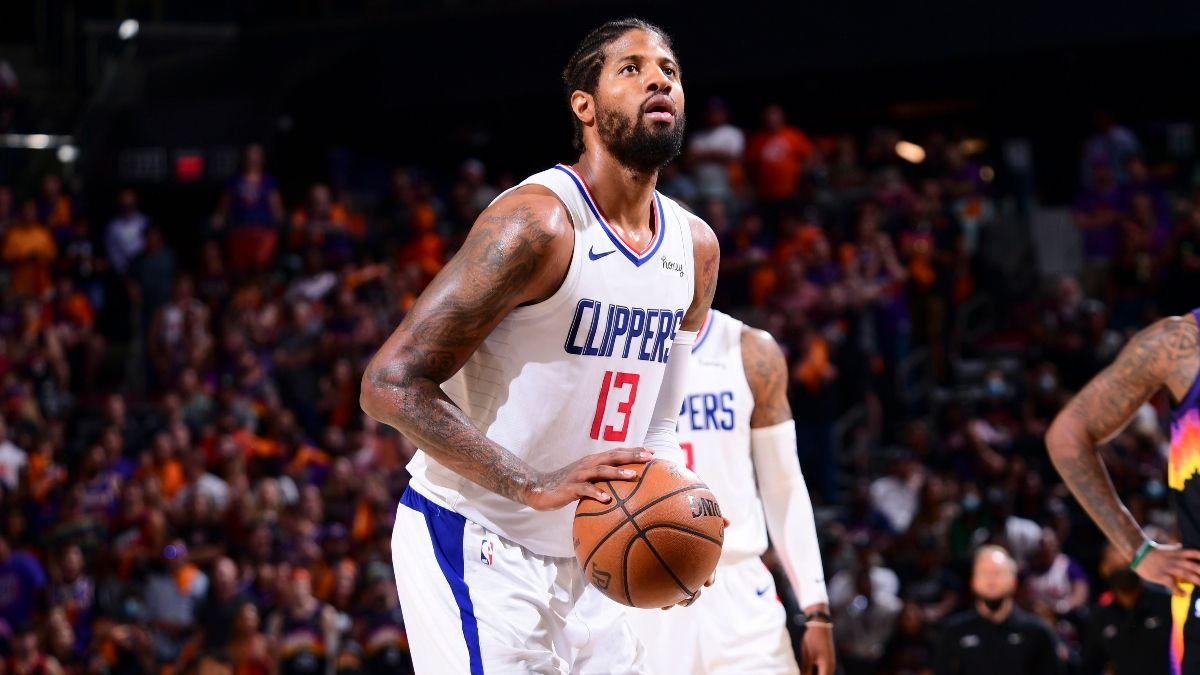 Clippers vs. Suns Game 2 Player Prop Bets, Picks: 3 Picks for Tuesday's NBA Playoffs, Including Paul George & Devin Booker (June 22) article feature image