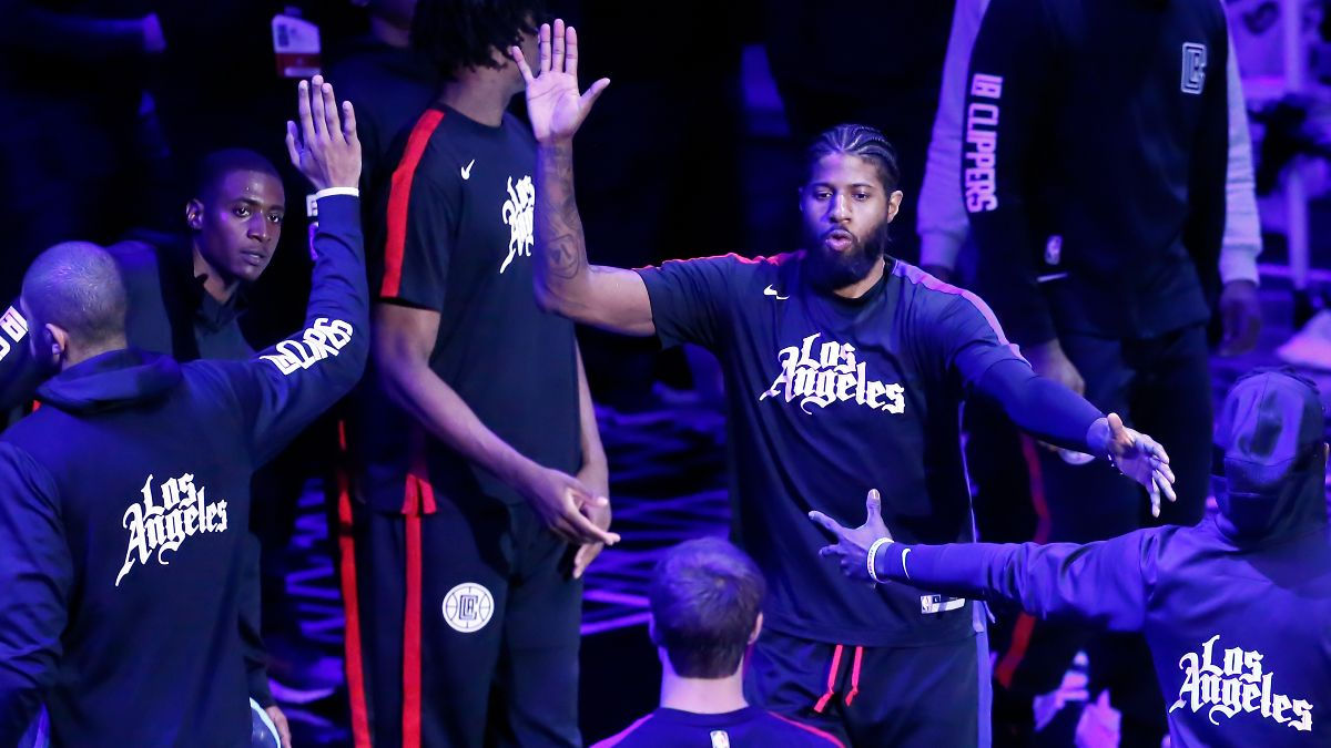 NBA Odds, Preview, Prediction for Jazz vs. Clippers Game 6: Can Paul George Lead Underdog Los Angeles to Victory? (Friday, June 18) article feature image