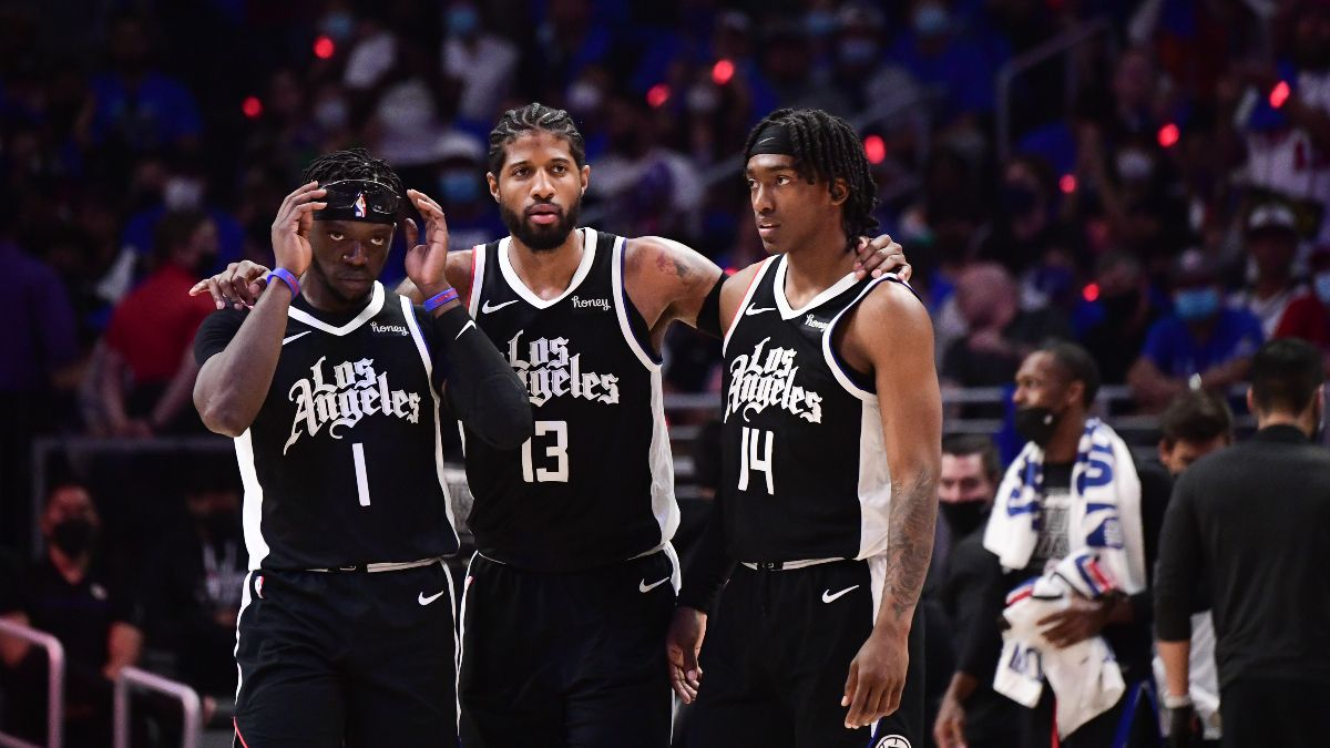 Suns vs. Clippers Game 4 Betting Odds, Picks & Predictions: Our Best Bets for Saturday's NBA Playoffs (June 26) article feature image