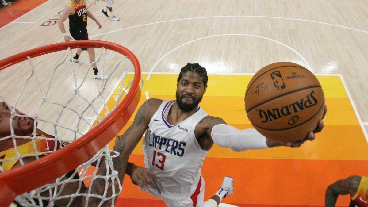 Clippers vs. Jazz Odds, Promo: Bet $20, Win $200 if Paul George Scores a Point! article feature image