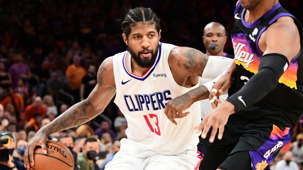 Clippers vs. Suns Odds, Promo: Bet $20, Win $200 if Paul George Scores a Point! article feature image