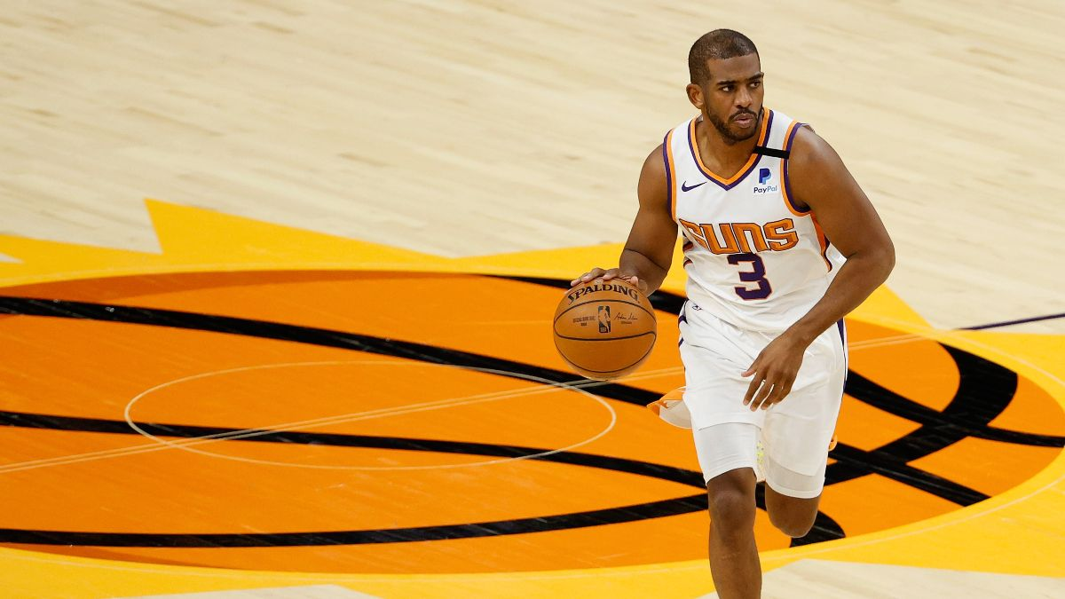Phoenix Suns' NBA Championship Liability is Becoming a Scary Reality for Sportsbooks article feature image